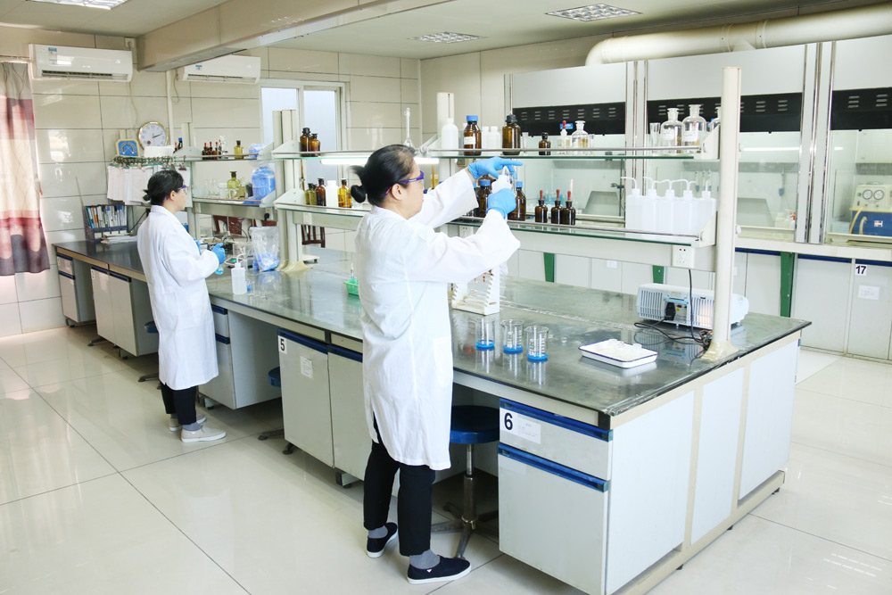 质量检测实验室